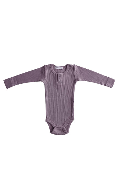 Cotton modal Bodysuit Dusk