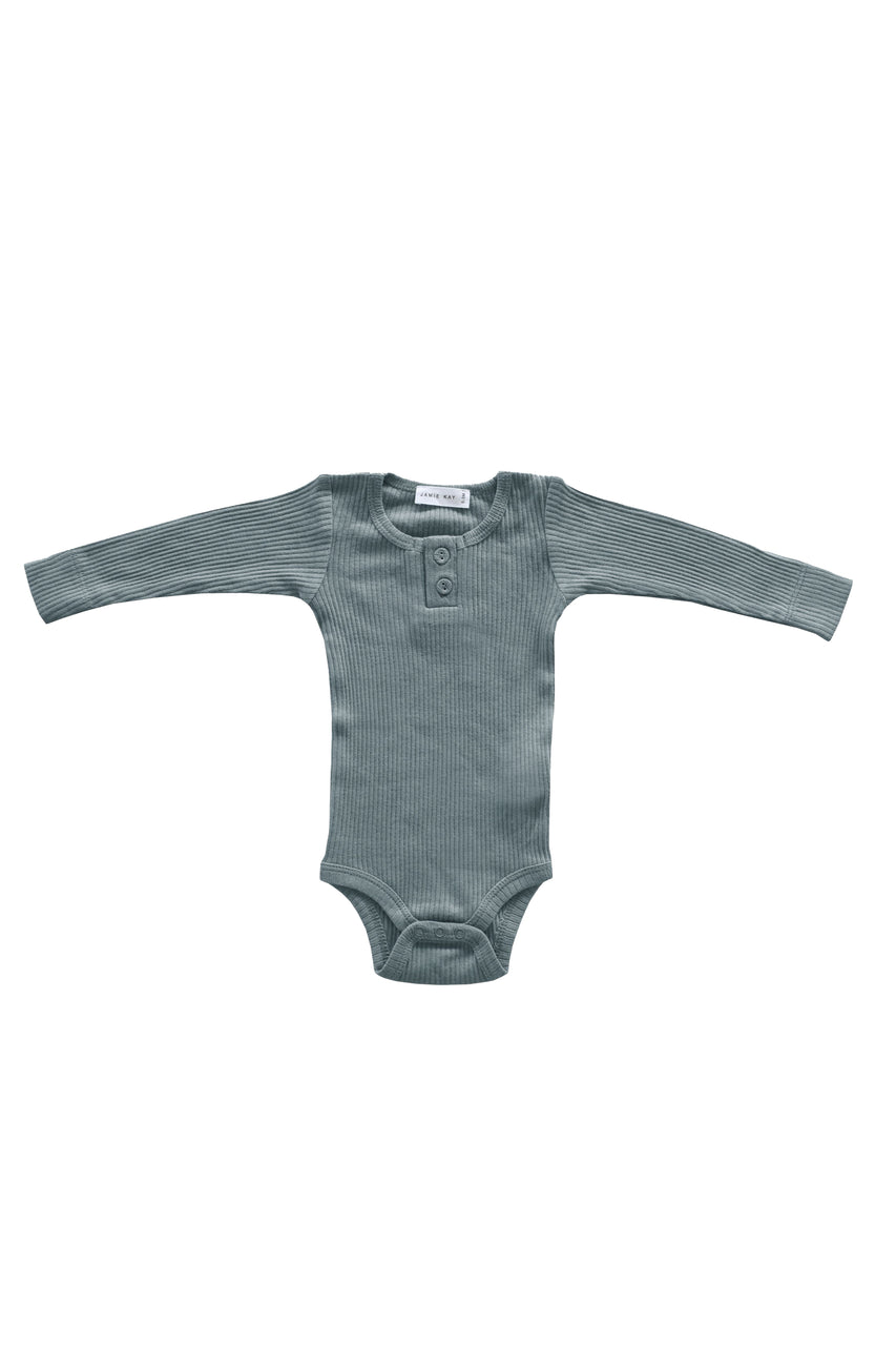 Cotton modal Bodysuit Storm