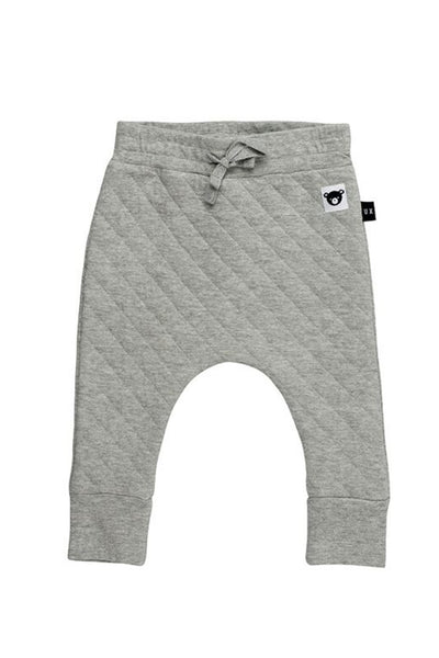 Stitch Pant Grey Marle