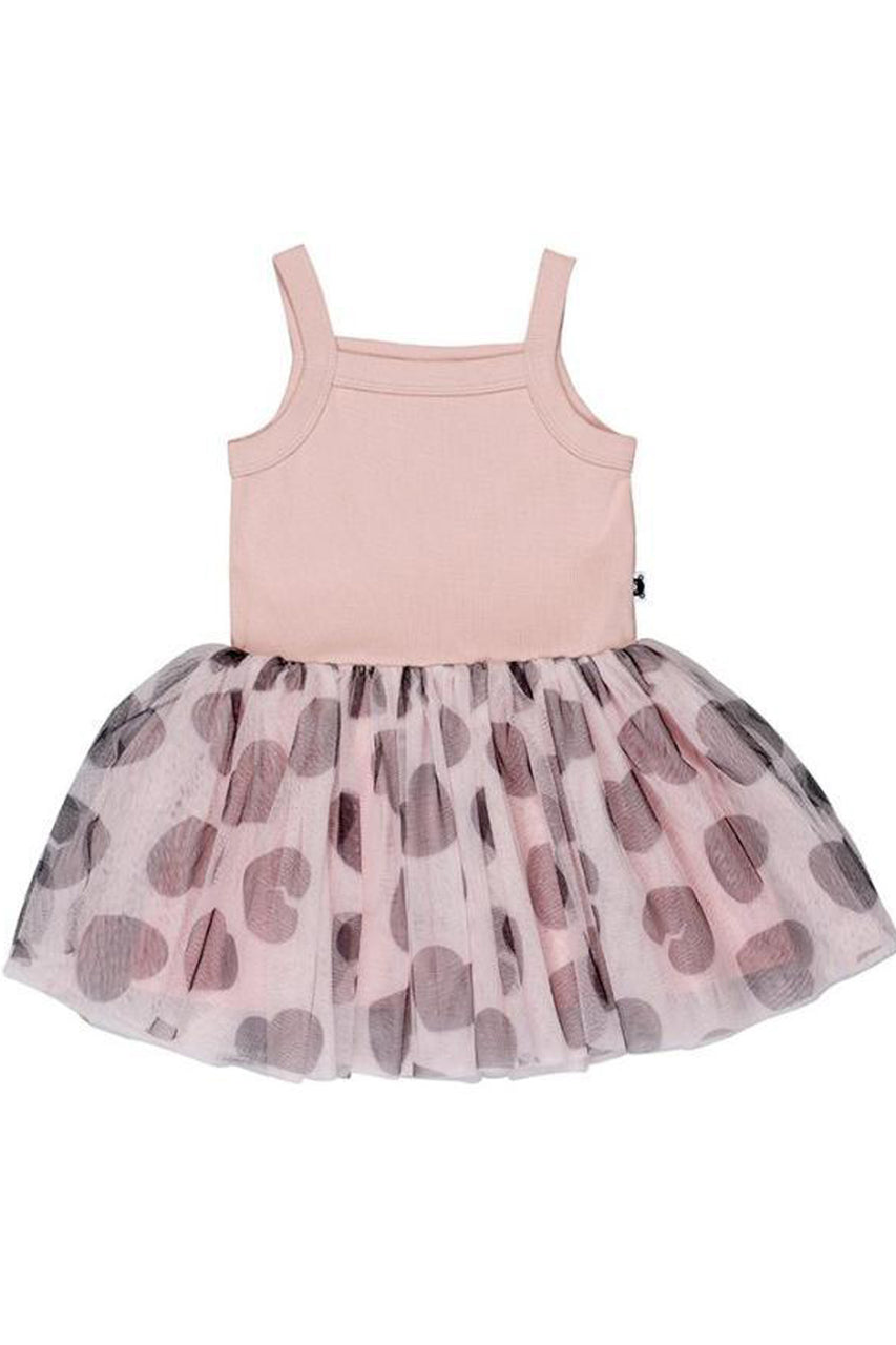 Summer Ballet Dress Rose Dust