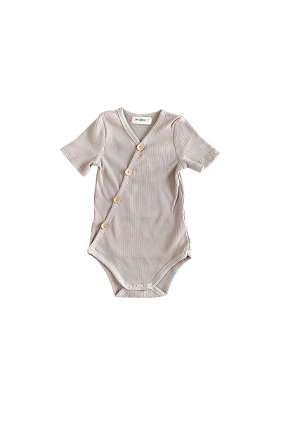 Musk Short Sleeve Bodysuit