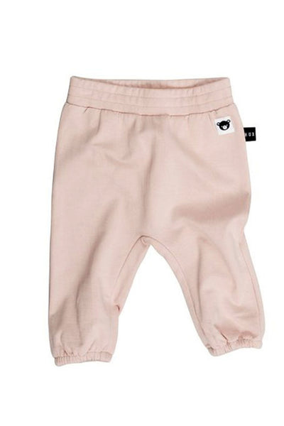 Terry Play Pant Tearose
