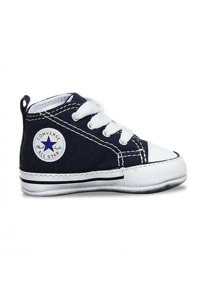 Toddler Crib CT Core Canvas Hi Navy