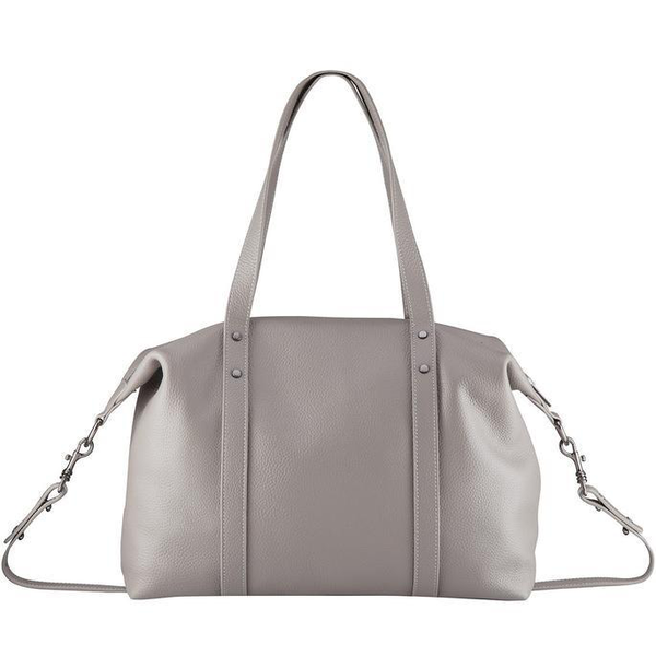 Love And Lies Bag Light Grey