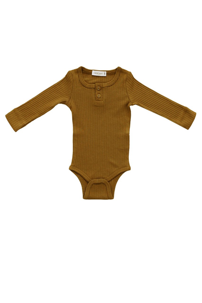 Original Cotton Modal Bodysuit Golden