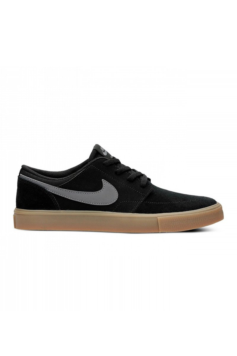 Portmore II Grade School Black Grey Gum
