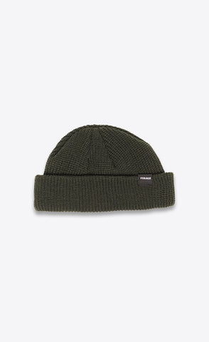 FISHERMAN BEANIE - ARMY GREEN - Forage-Clothing