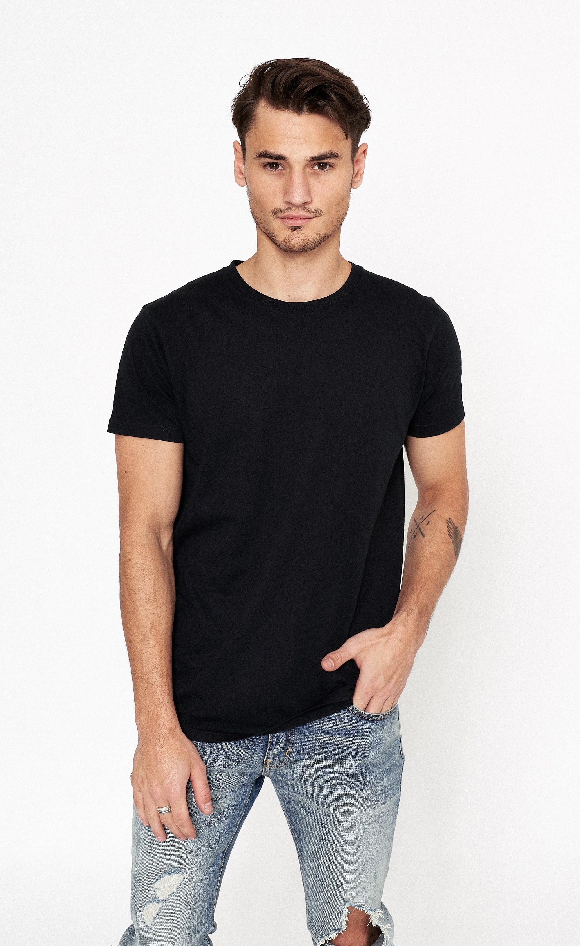 CLASSIC SHIRT - BLACK - Forage-Clothing