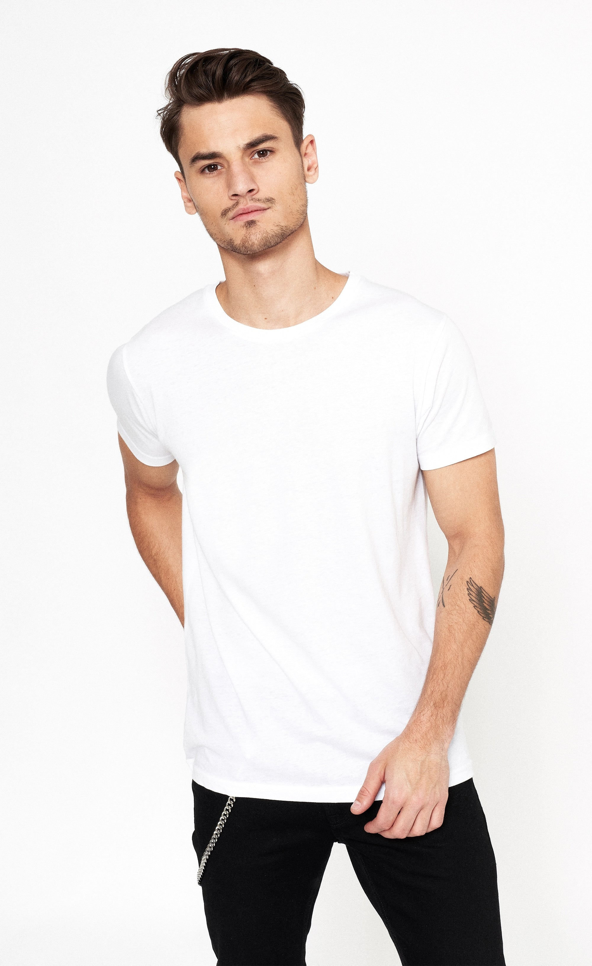 CLASSIC SHIRT - WHITE - Forage-Clothing