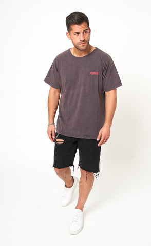 WASHED SHIRT - NO SEASON RED - Forage-Clothing
