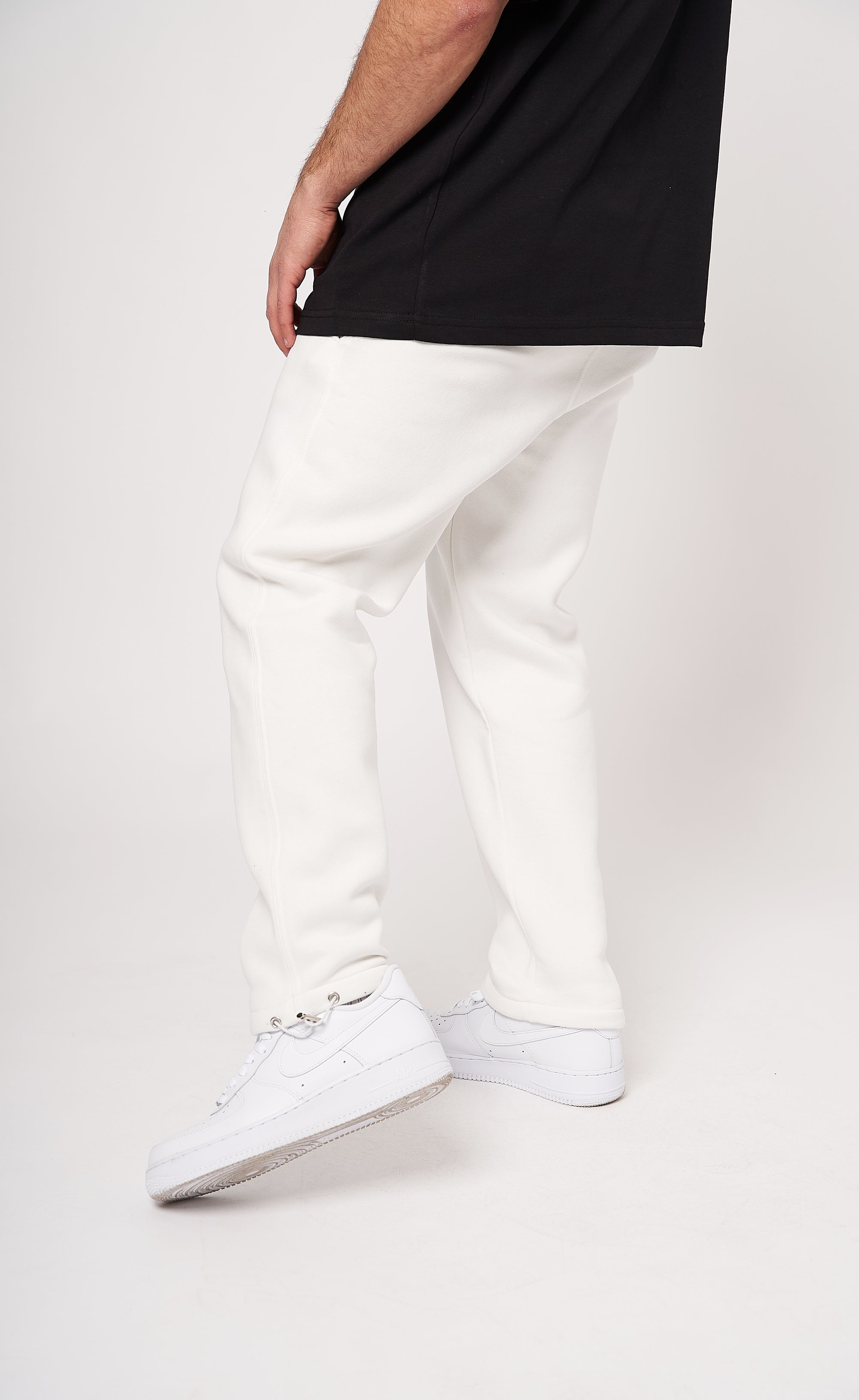 TRACKPANTS - OFF WHITE