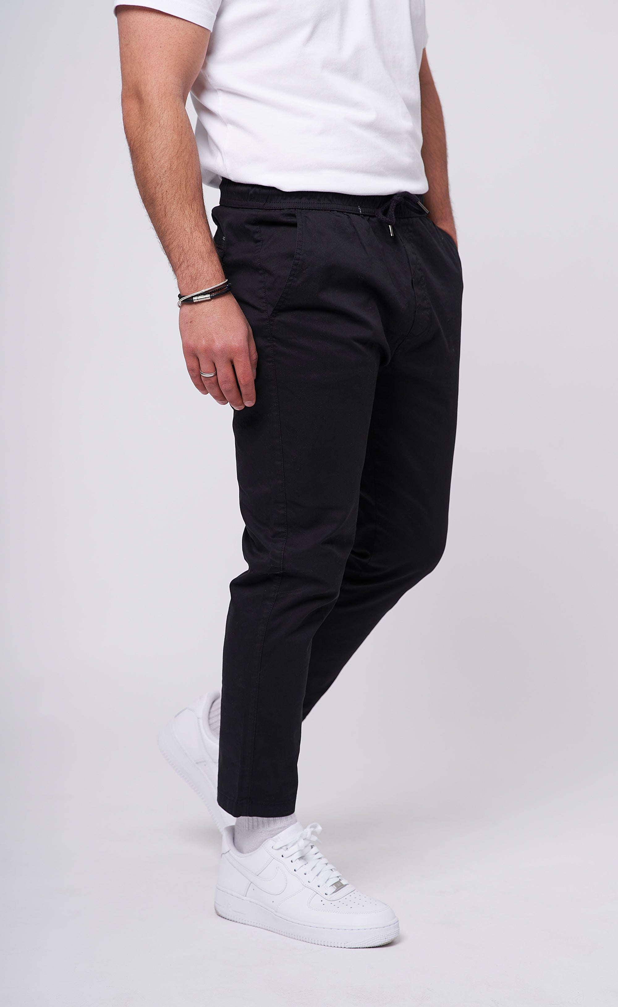 BASIC CHINO PANTS
