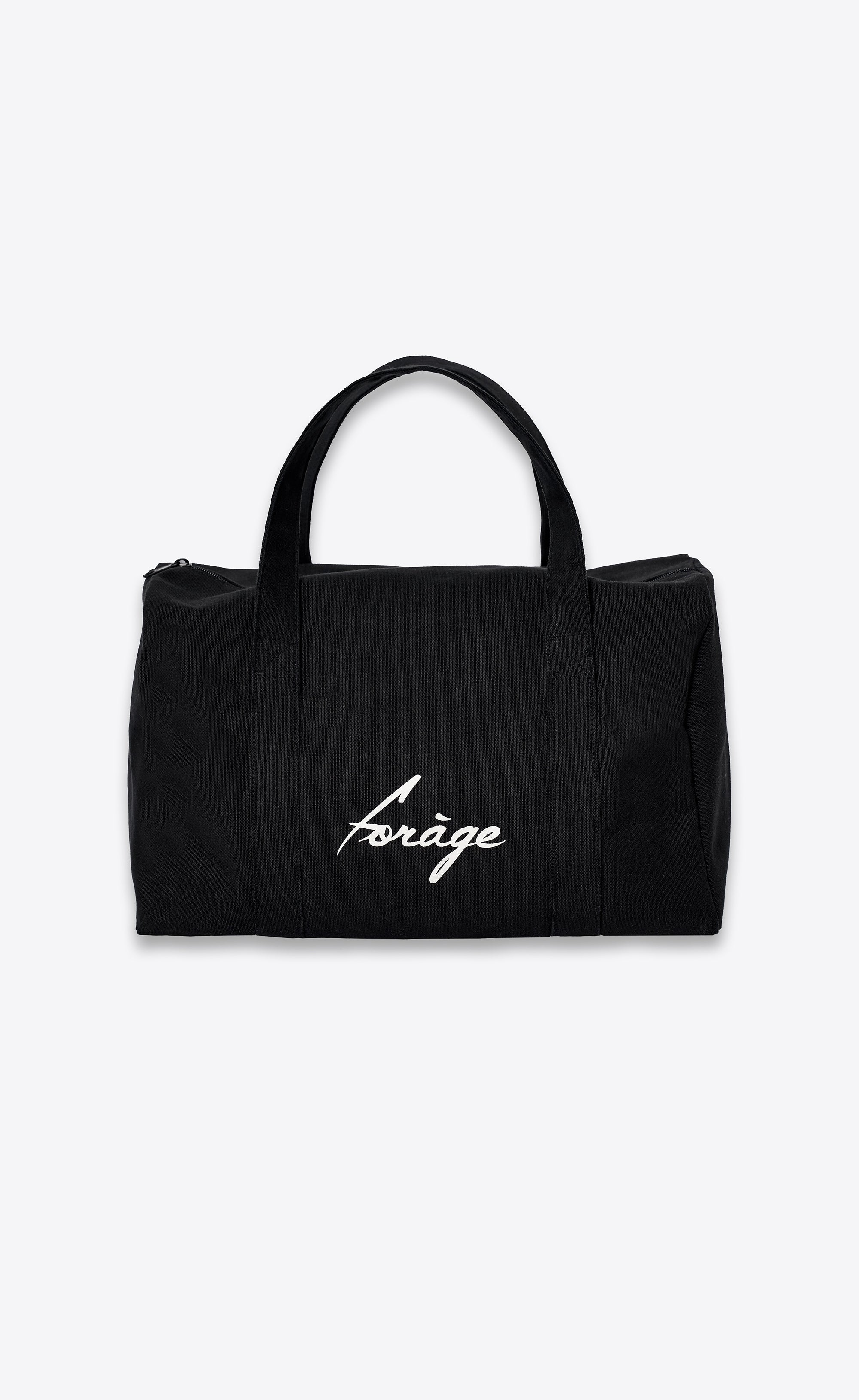 LOGO DUFFLE BAG - Forage-Clothing