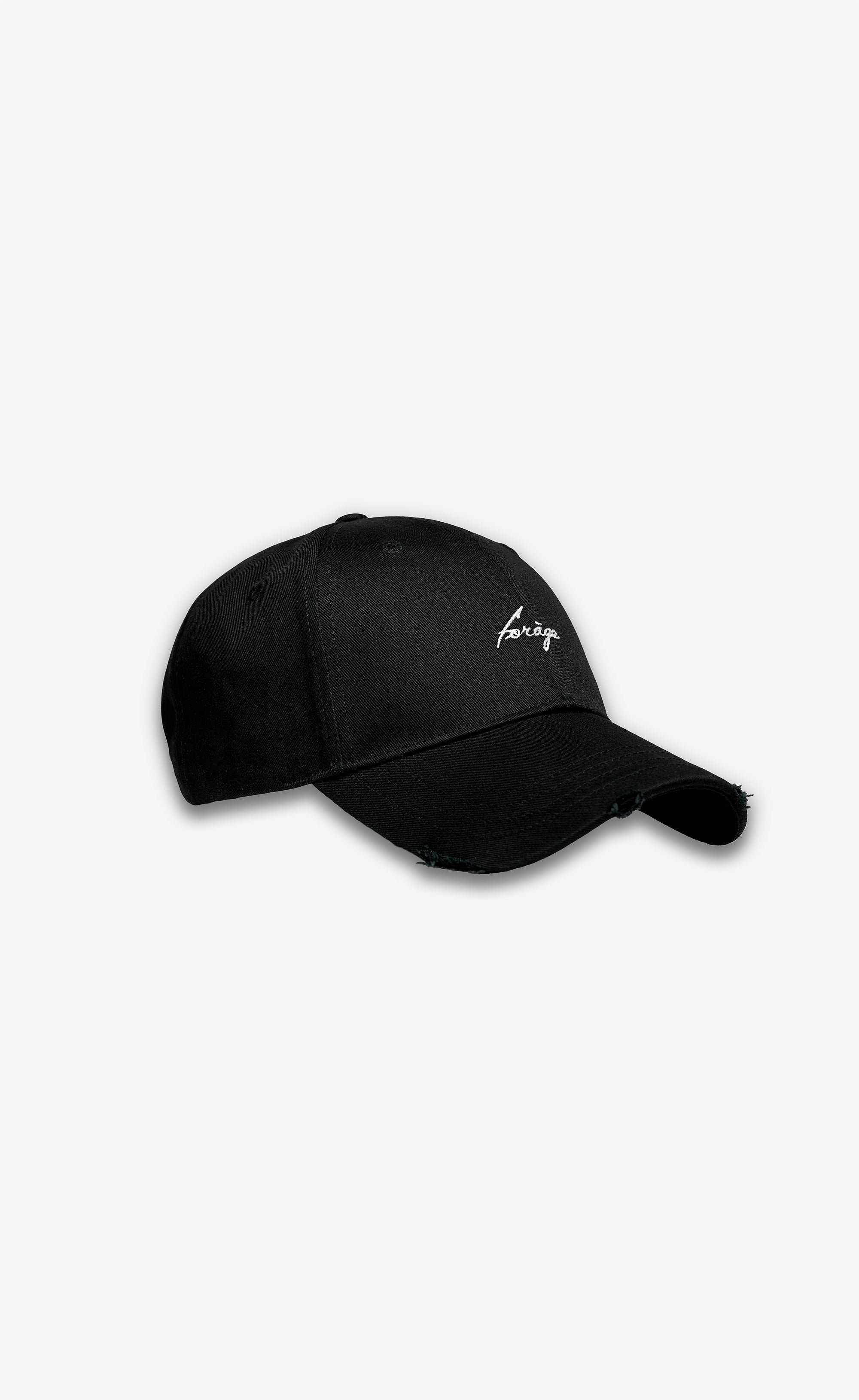 LOGO STRAPBACK CAP - Forage-Clothing