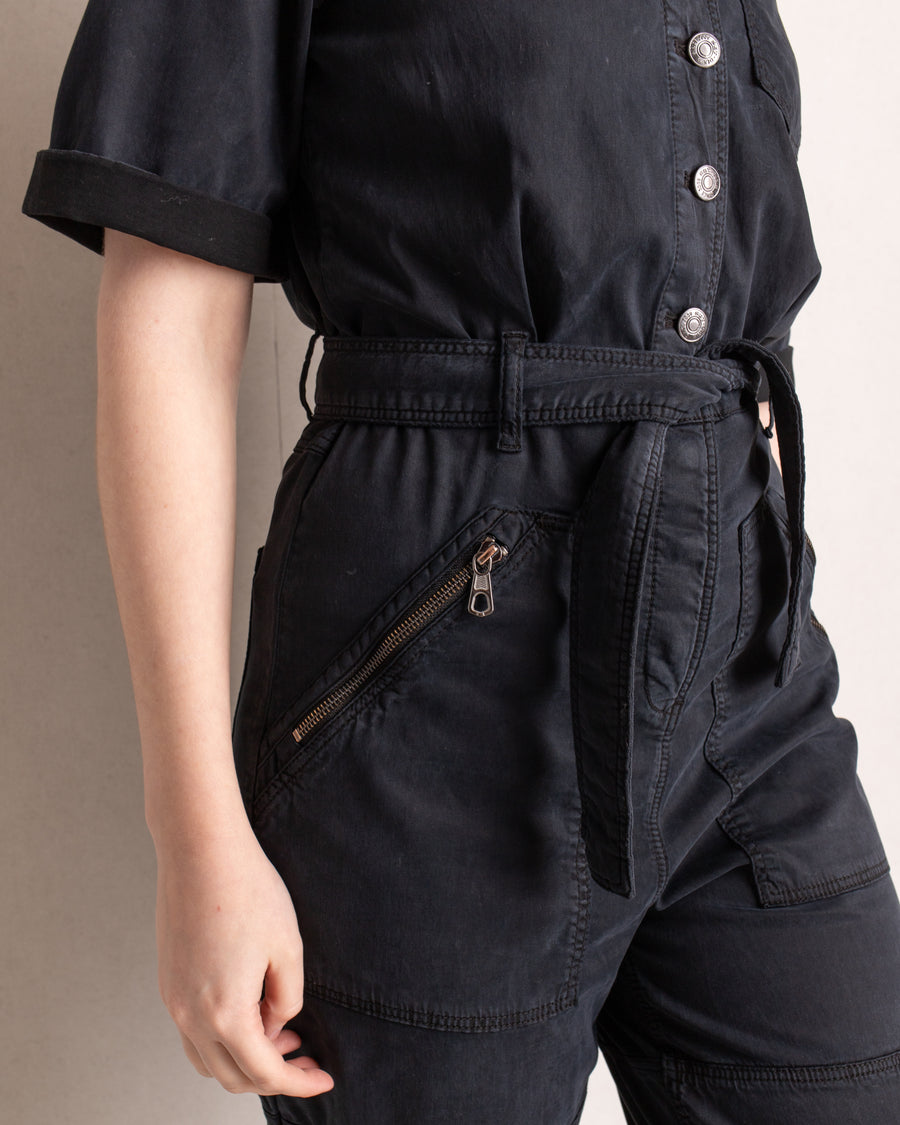 Set Jumpsuit black