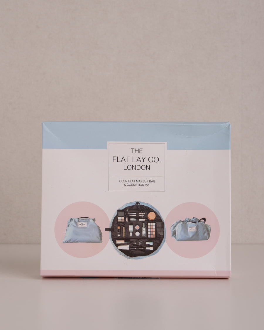 The Flat Lay Co. London MakeUp Bag hellblau