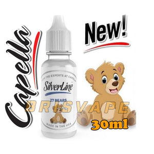 DIY - Capella - 27 Bears - 30ml