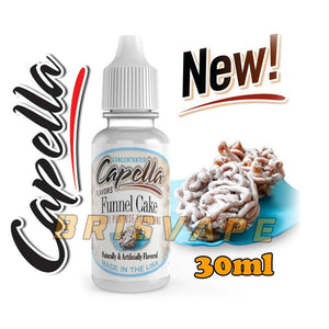 DIY - Capella - Funnelcake - 30ml