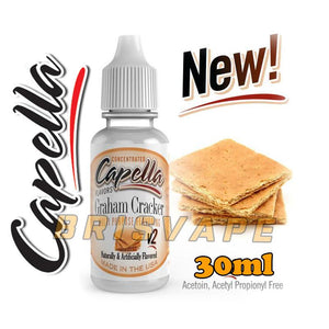 DIY - Capella - Graham Cracker V2 - 30ml