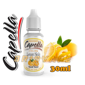 DIY - Capella - Italian Lemon Sicily - 30ml