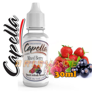 DIY - Capella - Mixed Berry - 30ml