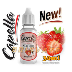 Capella - Sweet Strawberry RF - 30ml