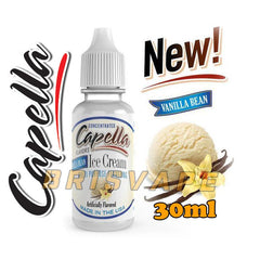 Capella - Vanilla Bean Ice Cream - 30ml