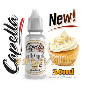 DIY - Capella - Vanilla Cupcake V2 - 30ml
