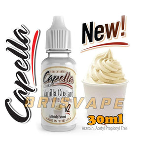 DIY - Capella - Vanilla Custard V2 - 30ml