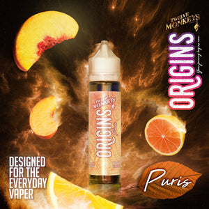 12 Monkeys Origins - Puris - 60ml