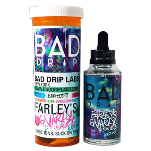 BAD DRIP Labs - Farleys Gnarly Sauce ICED OUT