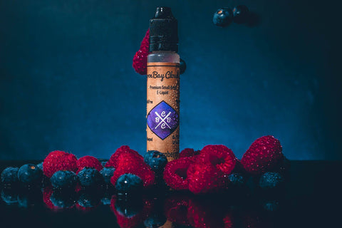 E-Liquid - Blue Raspberry