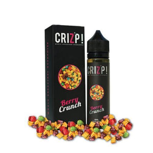 Crizp by Nasty - Berry Crunch - 60ml