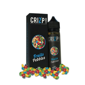 Crizp by Nasty - Fruit Pebbles - 60ml