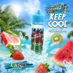 12 Monkeys Ice Age - Kanzi Ice - 60ml