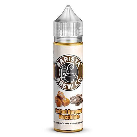 E-Liquid - Salted Caramel Macchiato - 60ml