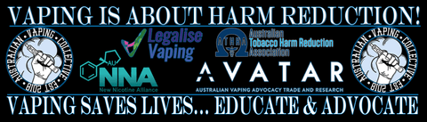 Merch - Vaping Advocacy Stickers