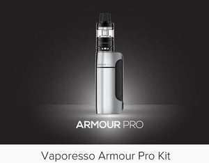 Regulated Device - Armour Pro Kit
