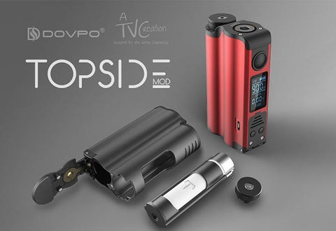 Regulated Device - Topside 90w Squonk Mod