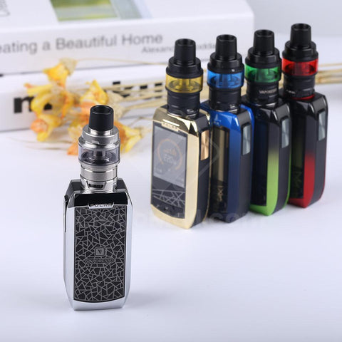 Regulated Device - Vaporesso - Polar 220w Kit With Cascade Baby SE