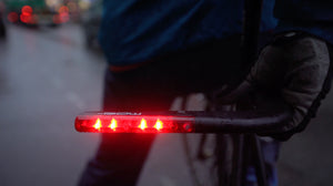 L-bow Rear Bike Light