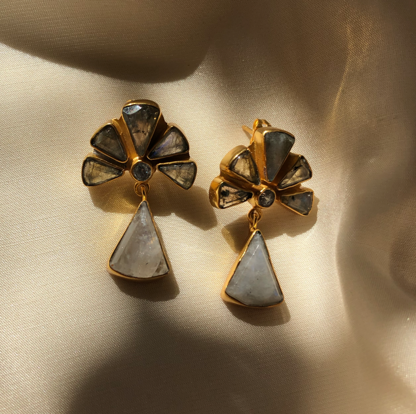The Bloom Earring