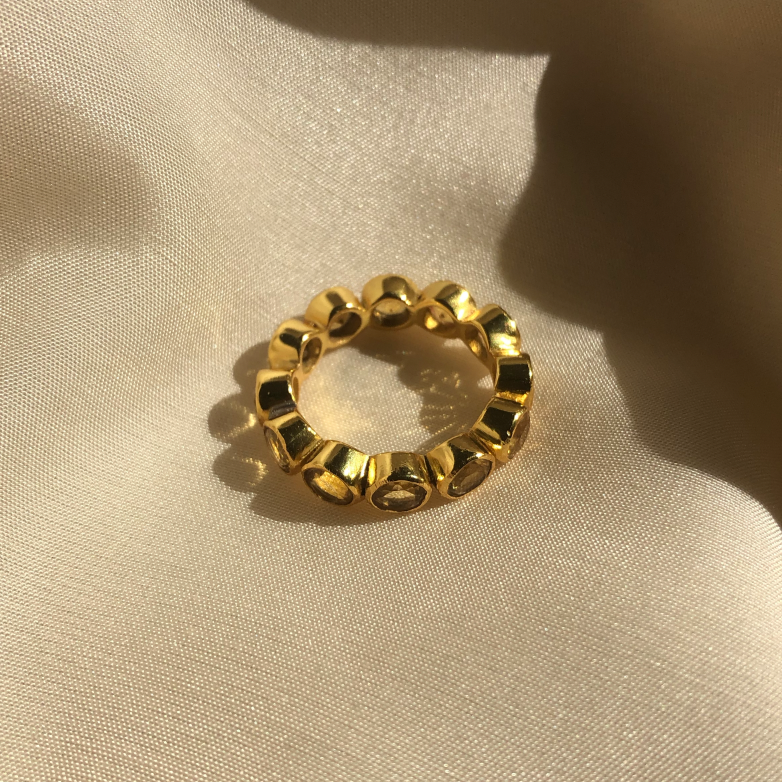The Citrine Ring
