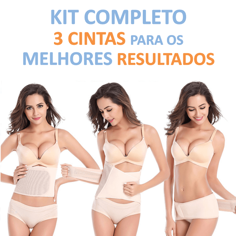 Kit Completo Ergo Premium Original ® - Plus Size