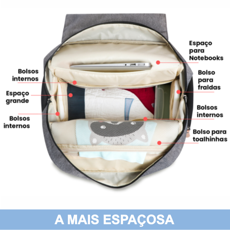 Bolsa Exclusiva Land Luxury Premium Original ®