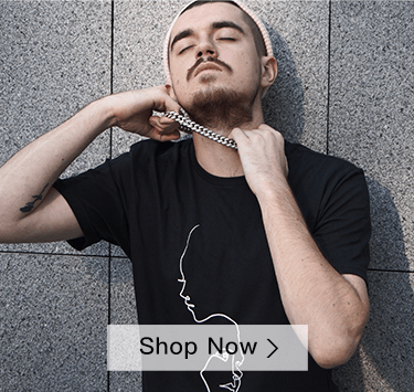 12mm white gold iced cuban link chain - aporro brand