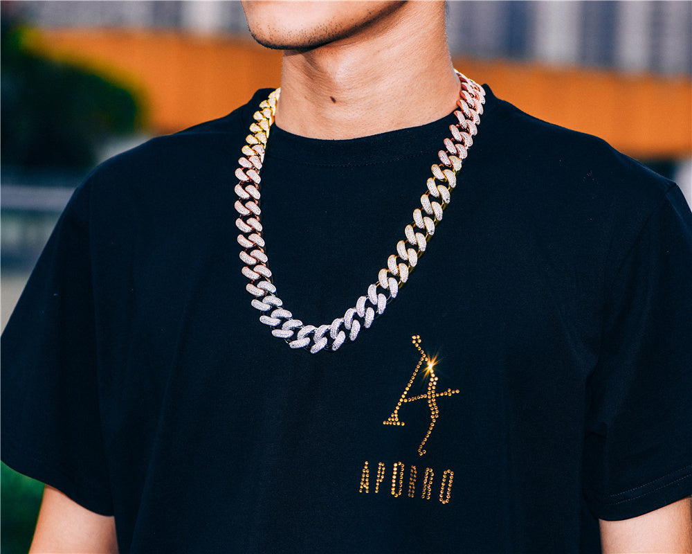 cuban link chains Aporro