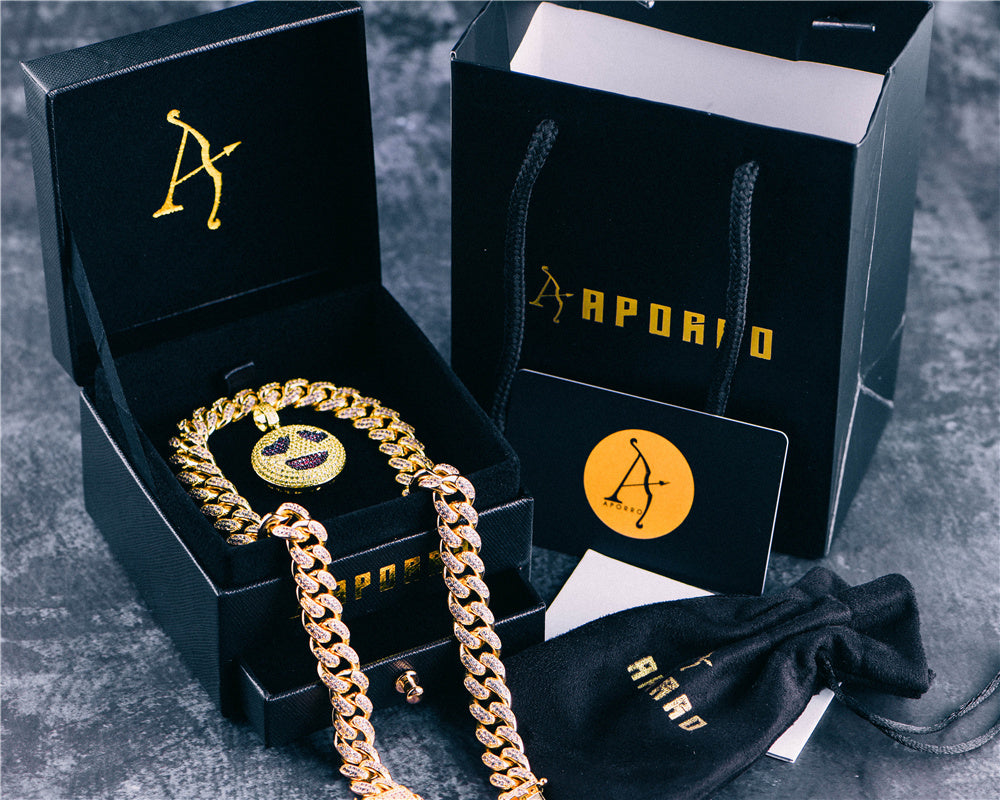 cool cuban link chain Aporro