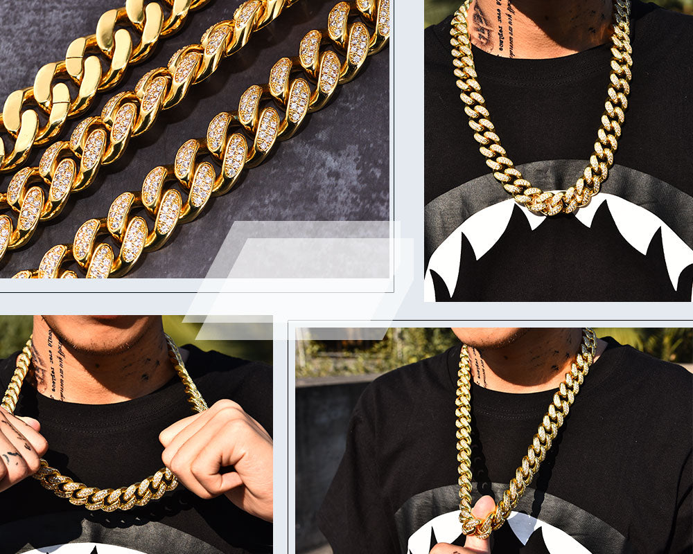 Cool Cuban Chain Aporro