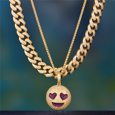 stylist hip hop jewelry cuban chain Aporro